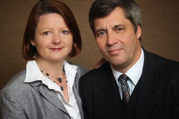 Ehepaar Penseler